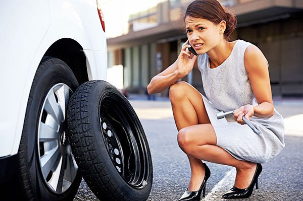 Tyre-Network-Girl-Flat-Tyre
